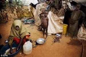 Food deprived